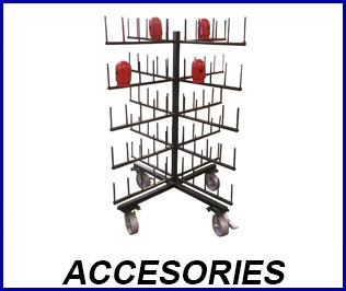 Compressed gas accessories