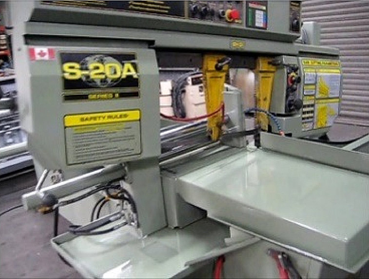 s-20a band saw